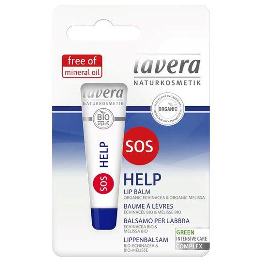 Lavera SOS Help Lip Balm, 8 ml