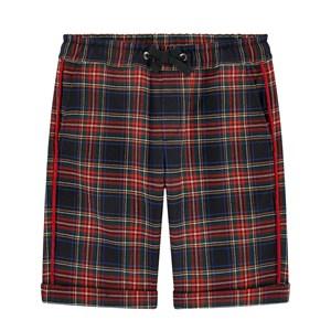 Dolce & Gabbana Tartan Bermuda Shorts Flerfärgade 4 år