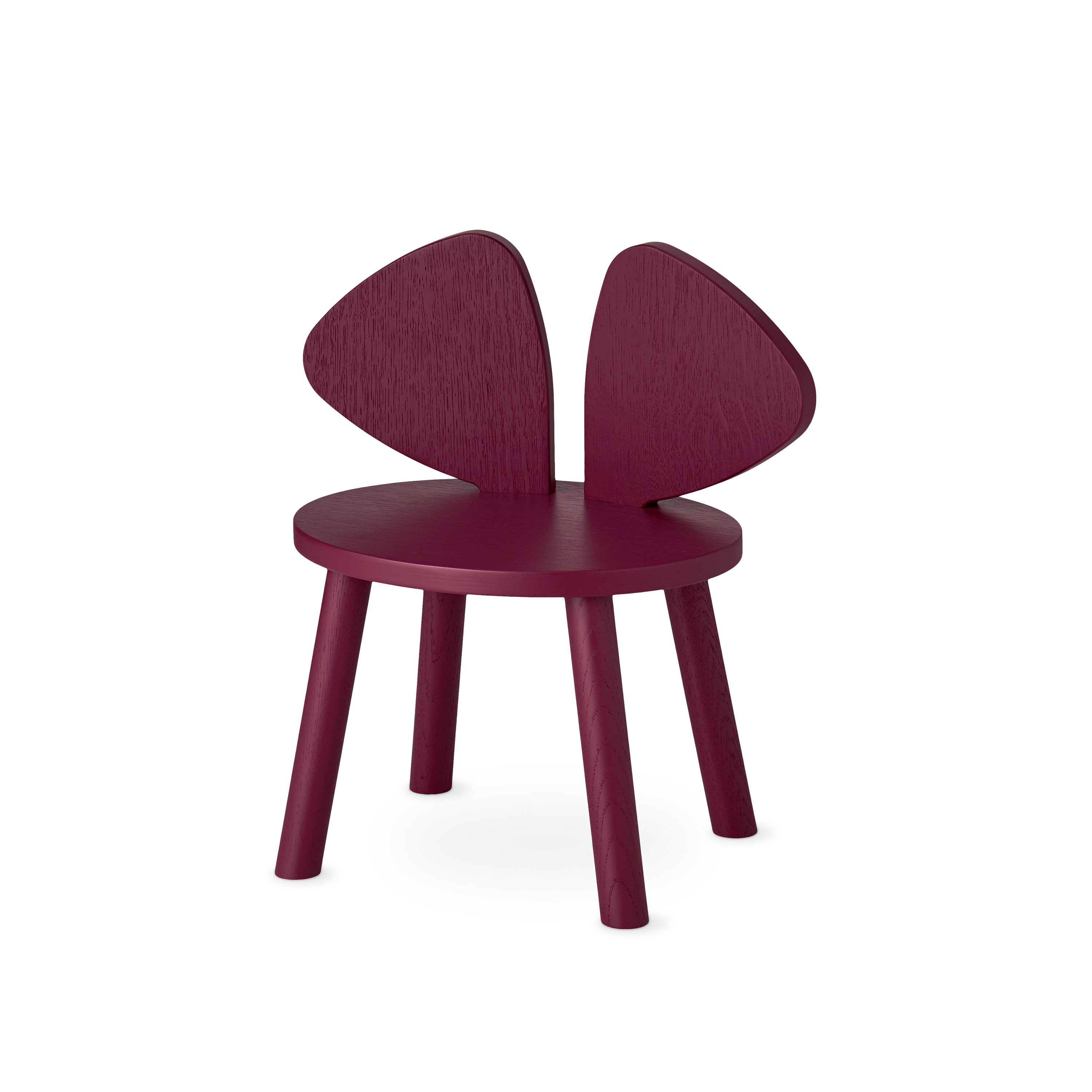 Nofred - Mouse Chair - Burgundy