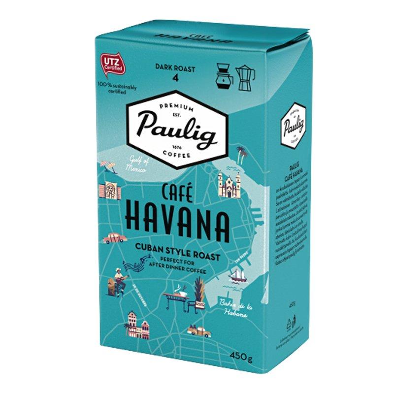 """Kaffe """"Havana"""" 450g - 51% rabatt"""