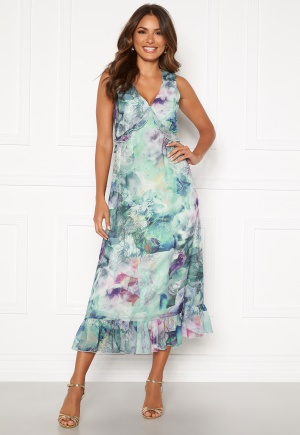 Happy Holly Hallie dress Patterned 34