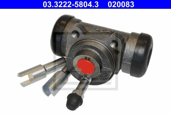 Jarrusylinteri ATE 03.3222-5804.3