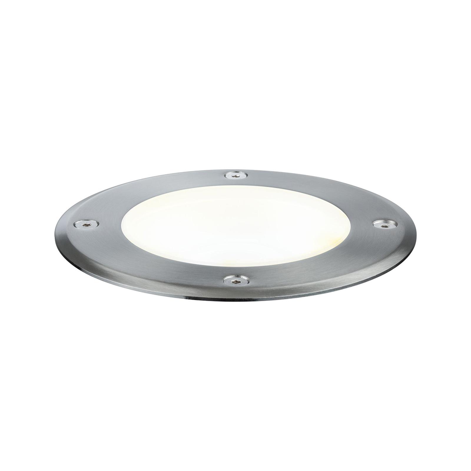 Paulmann Plug & Shine -uppovalo 14cm 3 000 K 20°