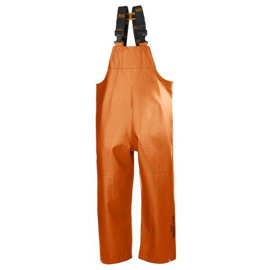 Helly Hansen Workwear Gale Sadehousut oranssi XS