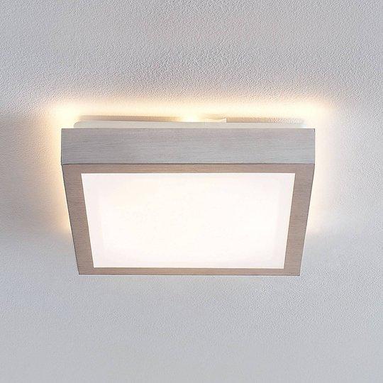 Lindby Margit LED-taklampe, kantet, 27 cm