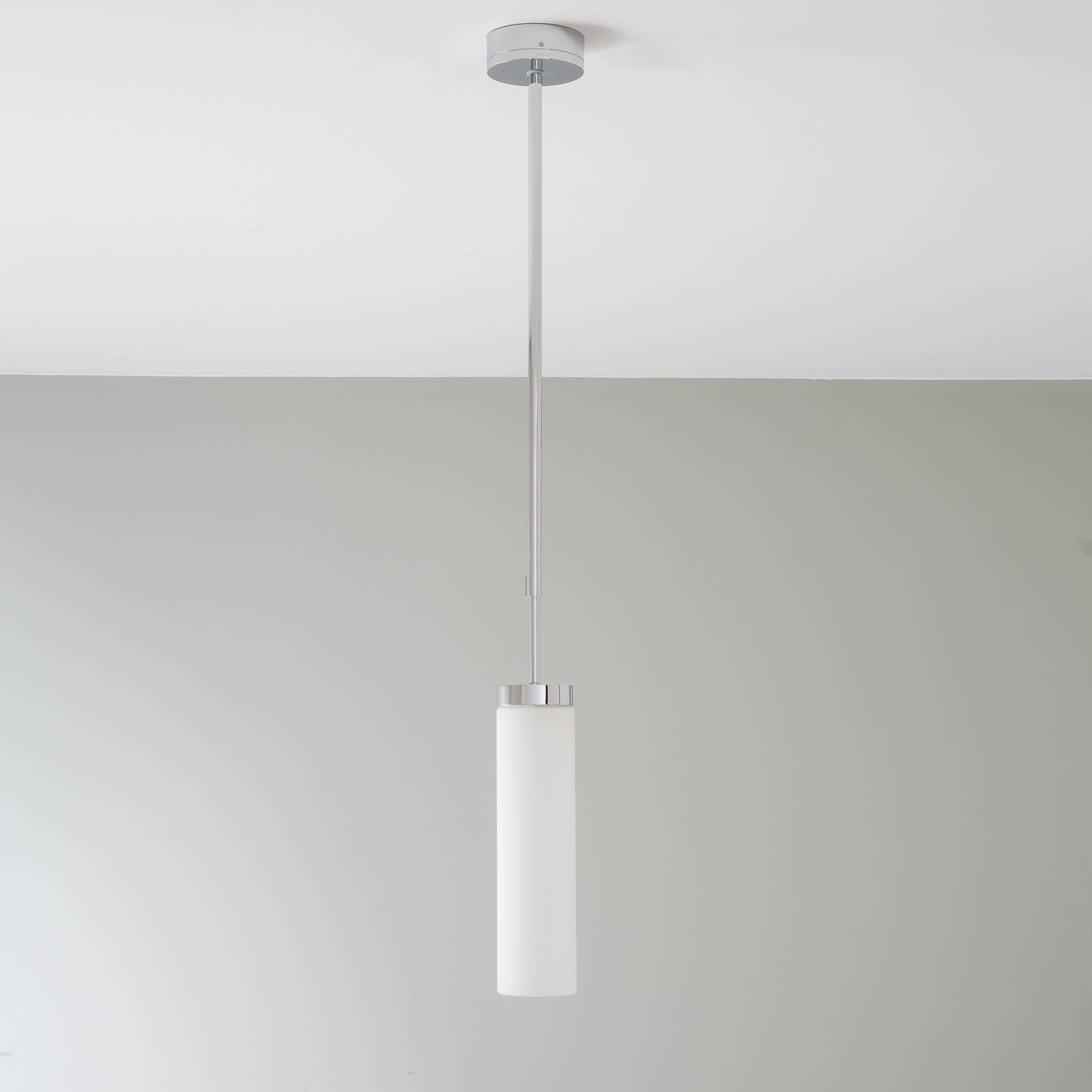 Astro Kyoto -LED-riippuvalaisin, kiillotettu kromi