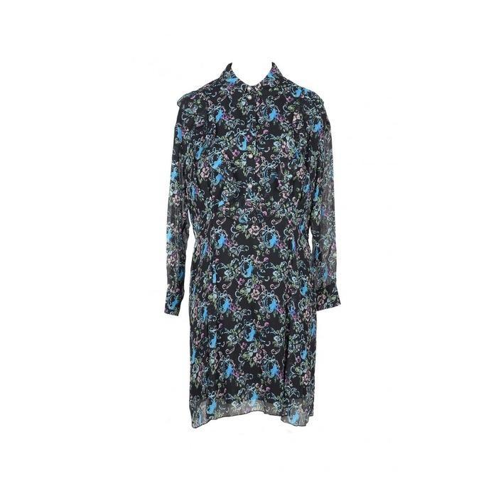 Boutique Moschino Women's Dress Black 171587 - black 42