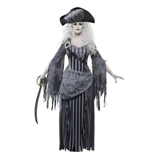 Spökskepps Prinsessa Maskeraddräkt - Small
