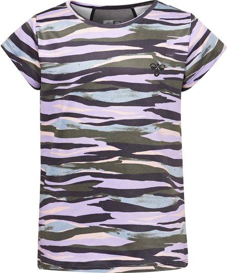 Hummel Mimmi T-Skjorte, Lavendel 104