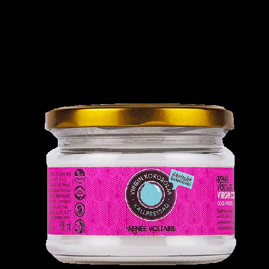 Virgin Kokosolja Kallpressad, 230 ml