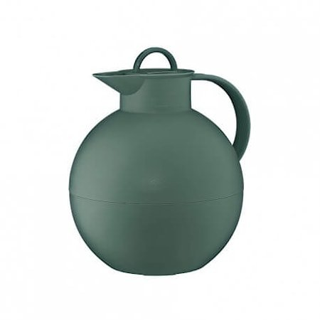Kulan termoskanne frostet mørk grønn 0,94 liter