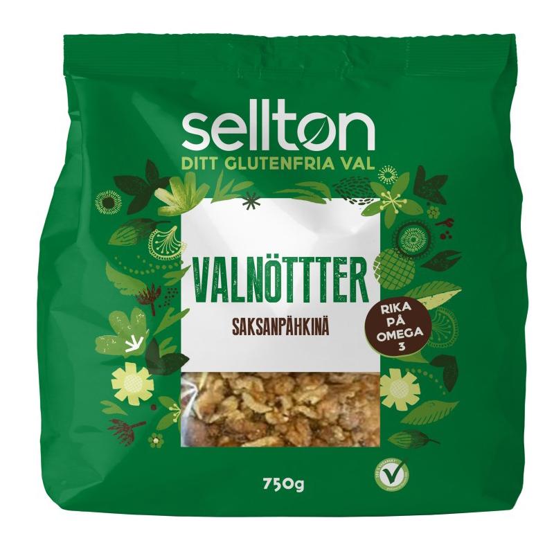 Valnötter 750g - 83% rabatt