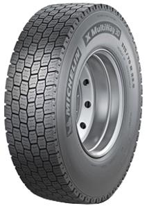 Michelin Remix X Multiway 3D XDE ( 315/70 R22.5 154/150L, pinnoitettu )