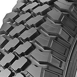 Michelin 4x4 O/R XZL ( 7.50 R16C 116N 10PR, POR )