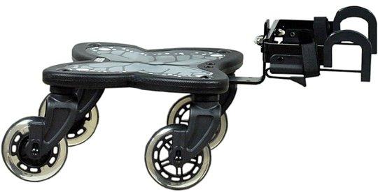 Easy Rider X4 Ståbrett Med Hjul