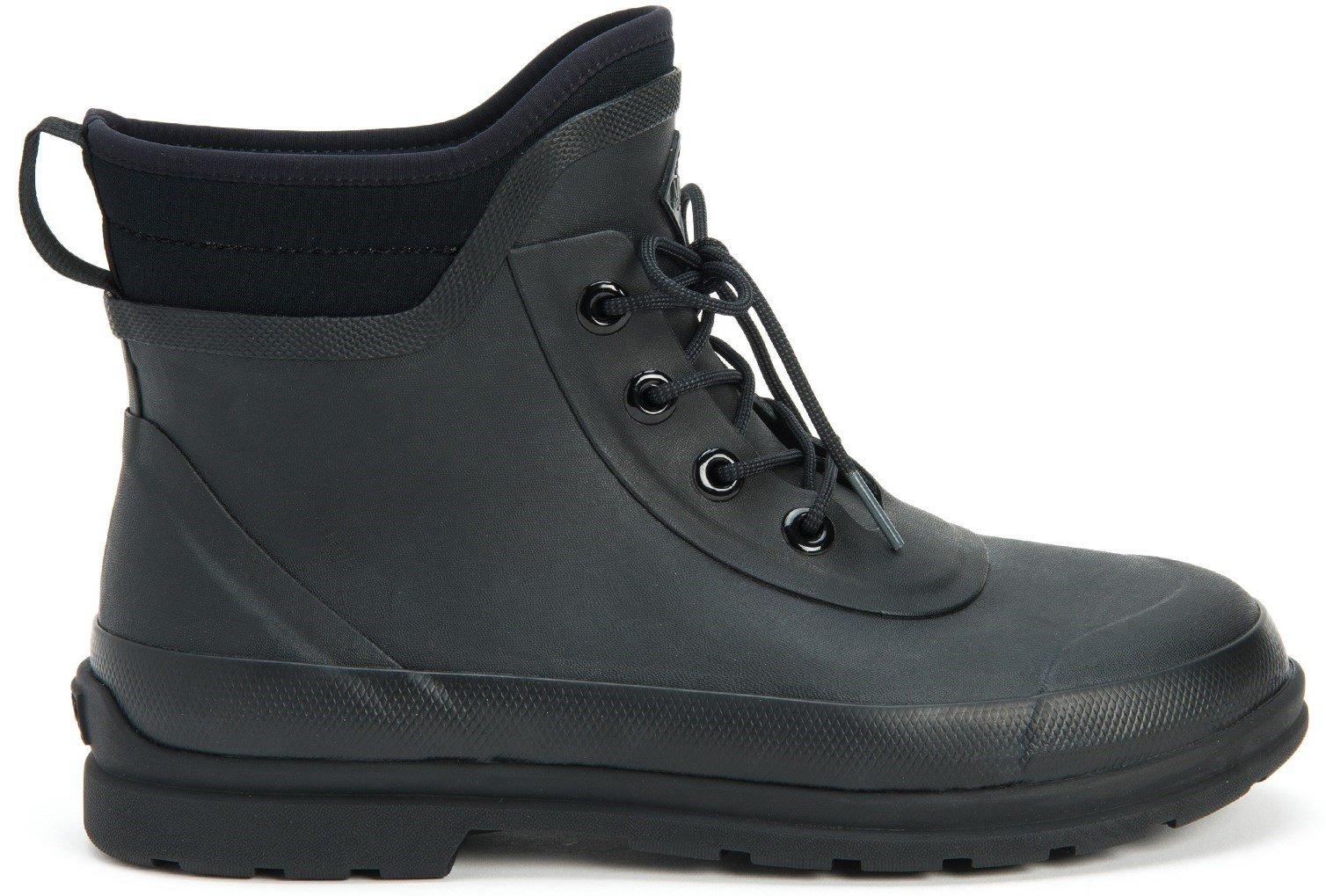 Muck Boots Unisex Muck Originals Lace-Up Boots Various Colours 31783 - Black 6