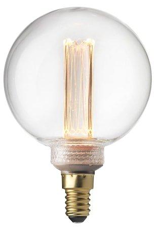 Lyspære Globe LED 80mm