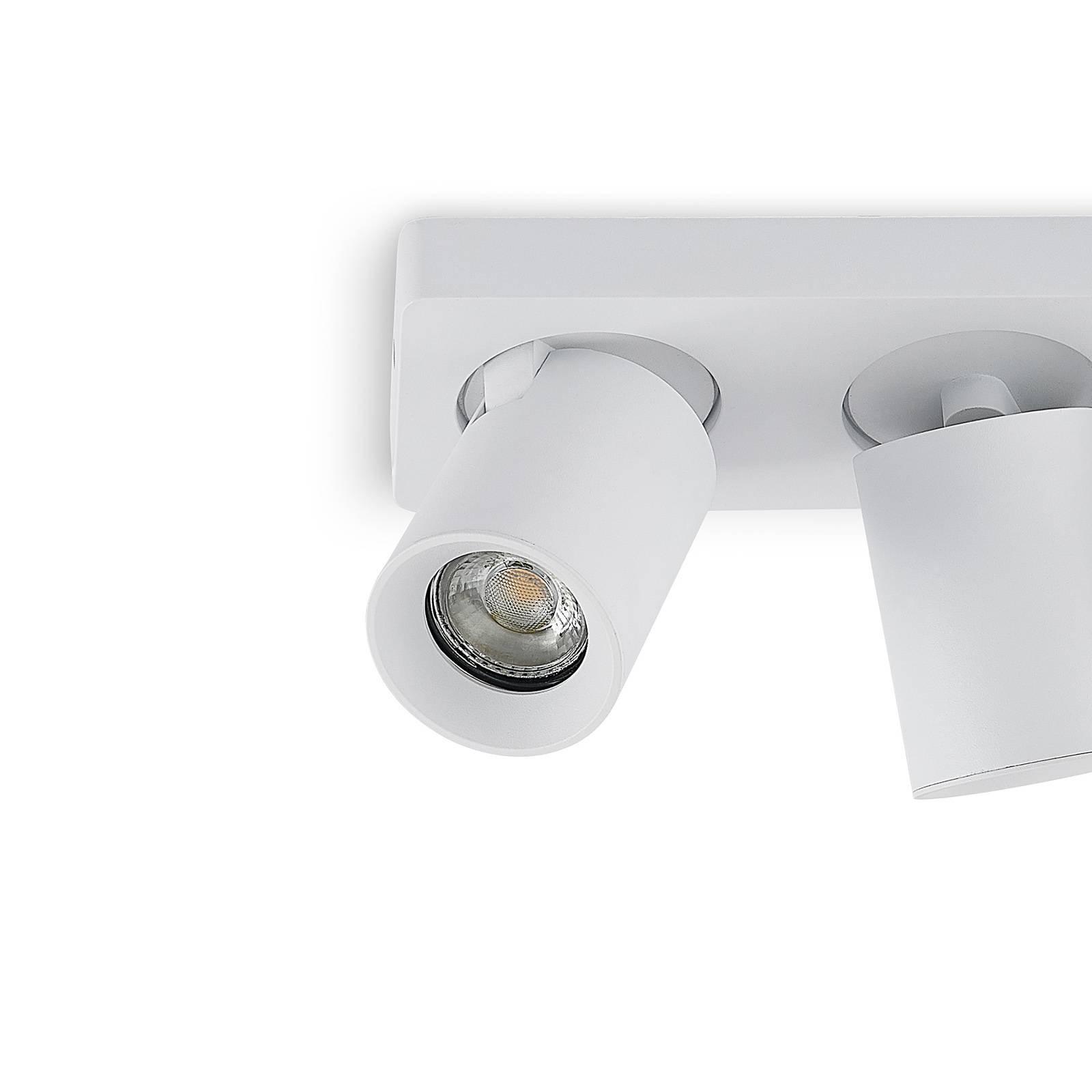 Arcchio Leevya taklampe 3 lyskilder hvit