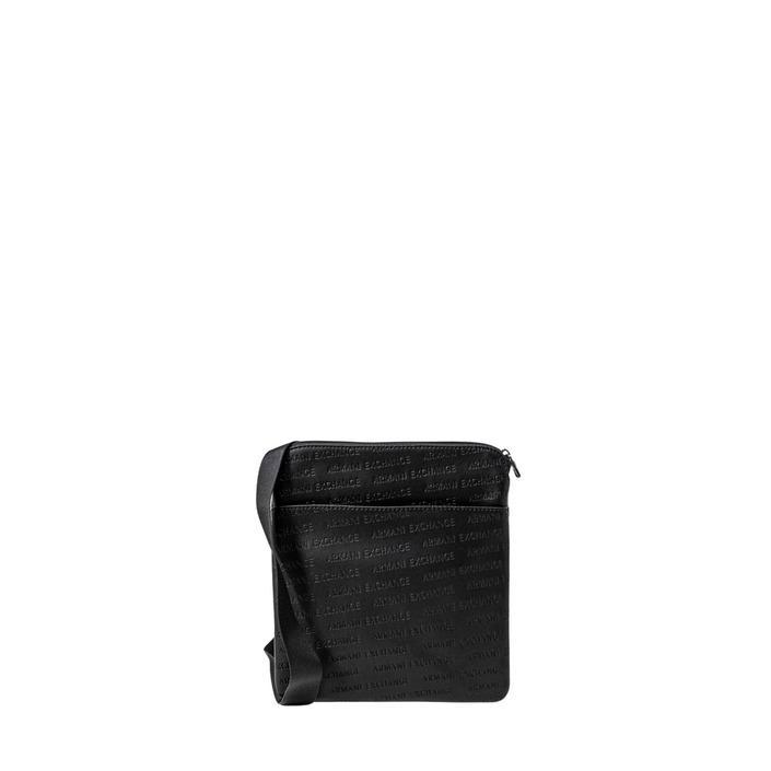 Armani Exchange Men's Travel Bag Black 270766 - black UNICA