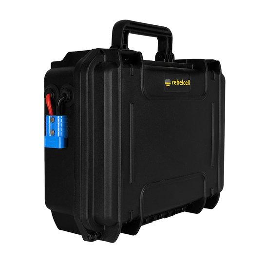 Rebelcell 12V 70 Ah Outdoorbox litiumbatteri