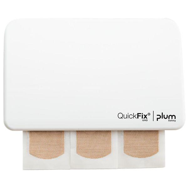 Plum QuickFix Uno Laastarittäyttö 45 kpl Valkoinen