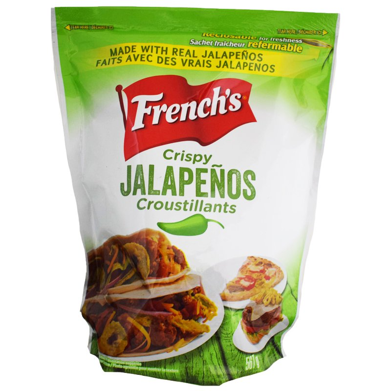 "Snacks ""Crispy Jalapenos"" 567g - 59% rabatt"