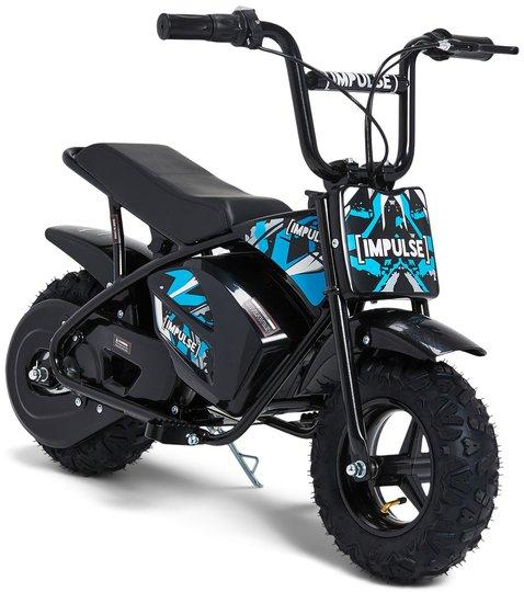 Impulse Elektrisk Motorsykkel 250W, Blå