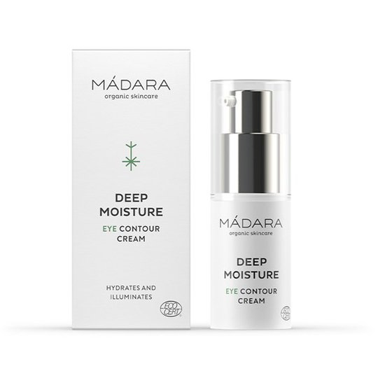Madara Deep Moisture Eye Contour Cream, 15 ml