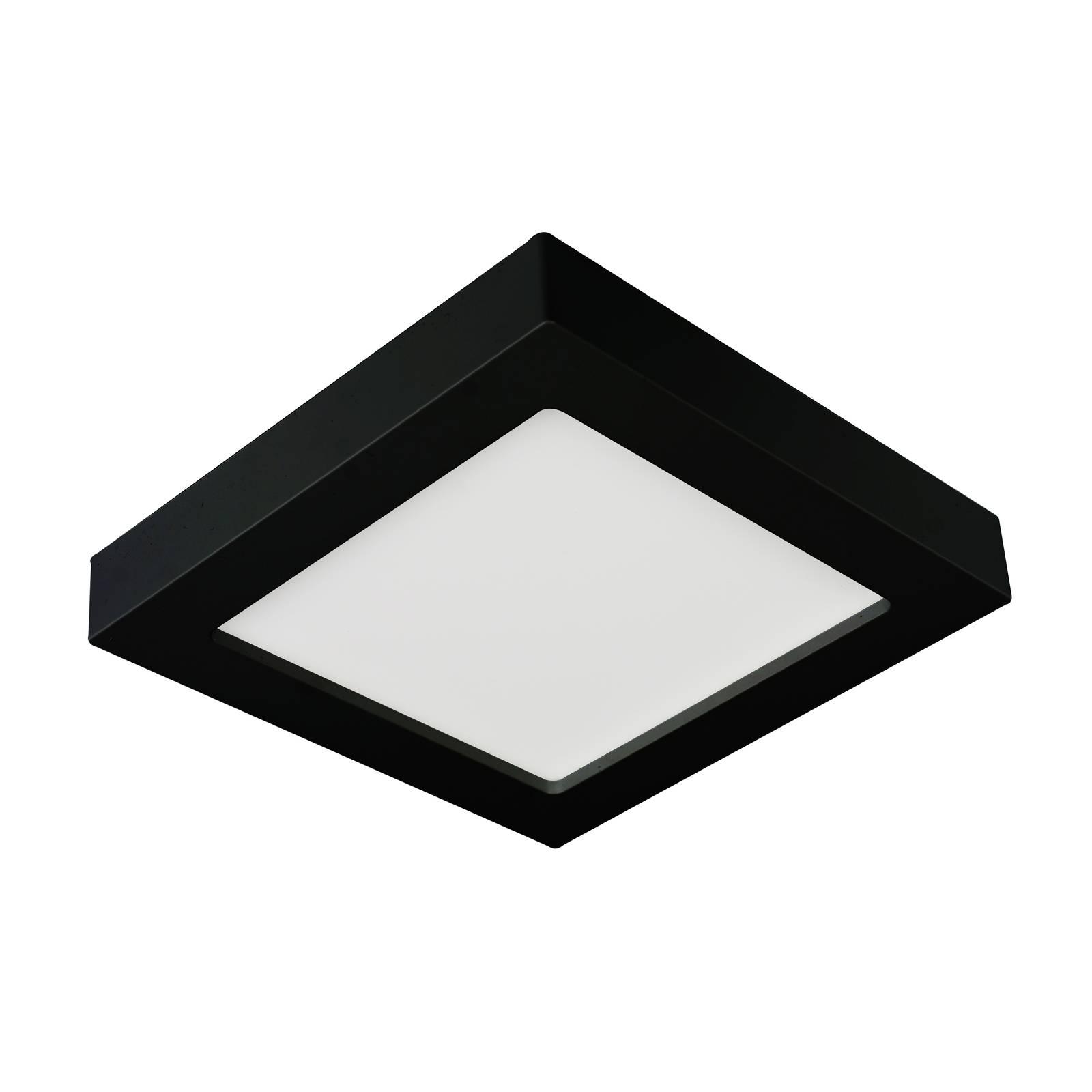 Prios Mazin -LED-kattovalaisin, IP44, CCT, 18 W