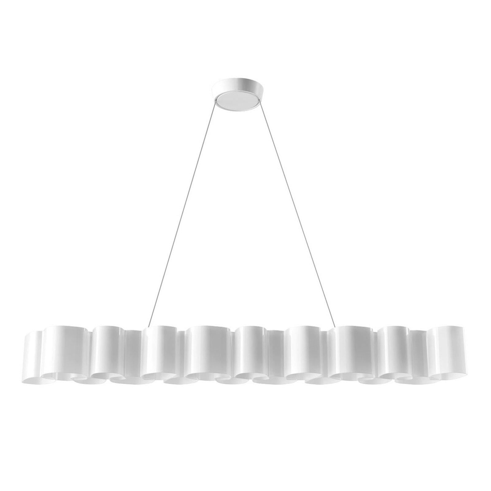 Honey LED-pendellampe, dimbar, 139 cm lang