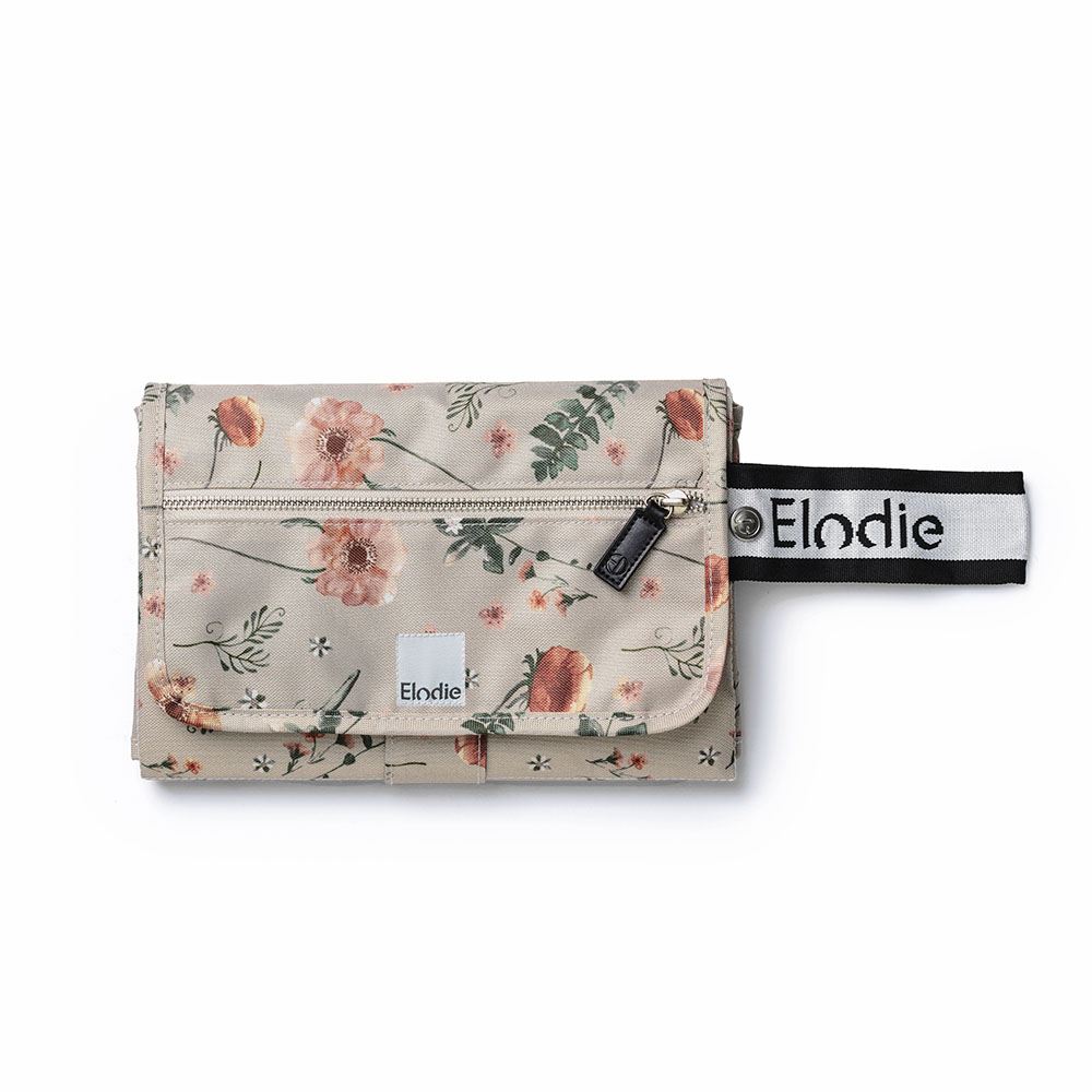 Portable Changing Mat - Meadow Blossom