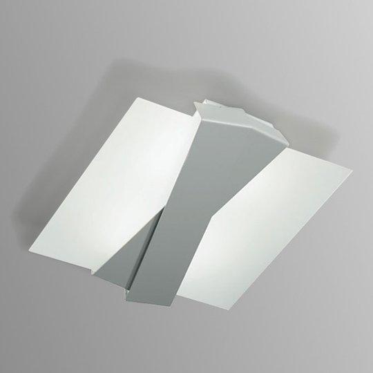 Moderni kattovalaisin ZIG ZAG, alumiini