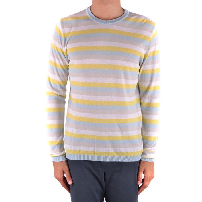 Daniele Alessandrini Men's Sweater Multicolor 163878 - multicolor 50