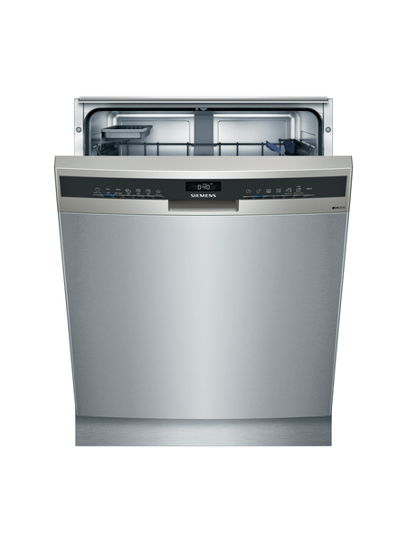 Siemens Sn43ei11as Underbygg. Diskmaskin - Stål Look