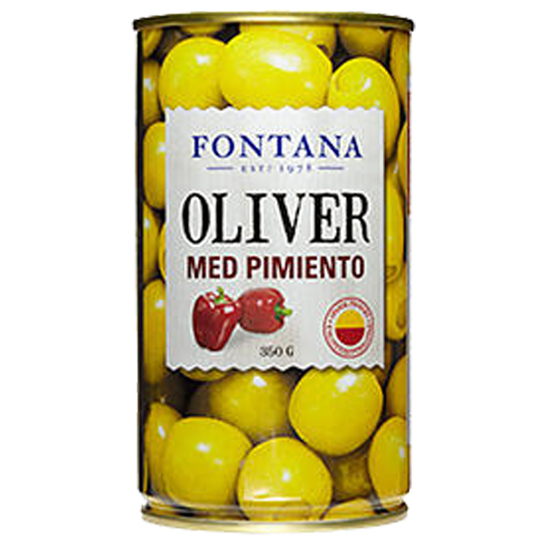Oliver Paprika 350g - 33% rabatt