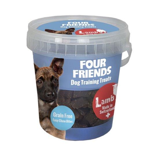 FourFriends Dog Training Treats Grain Free Lamb 400 g