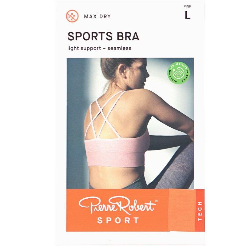Urheiluliivi Light Support Pink Koko L - 60% alennus