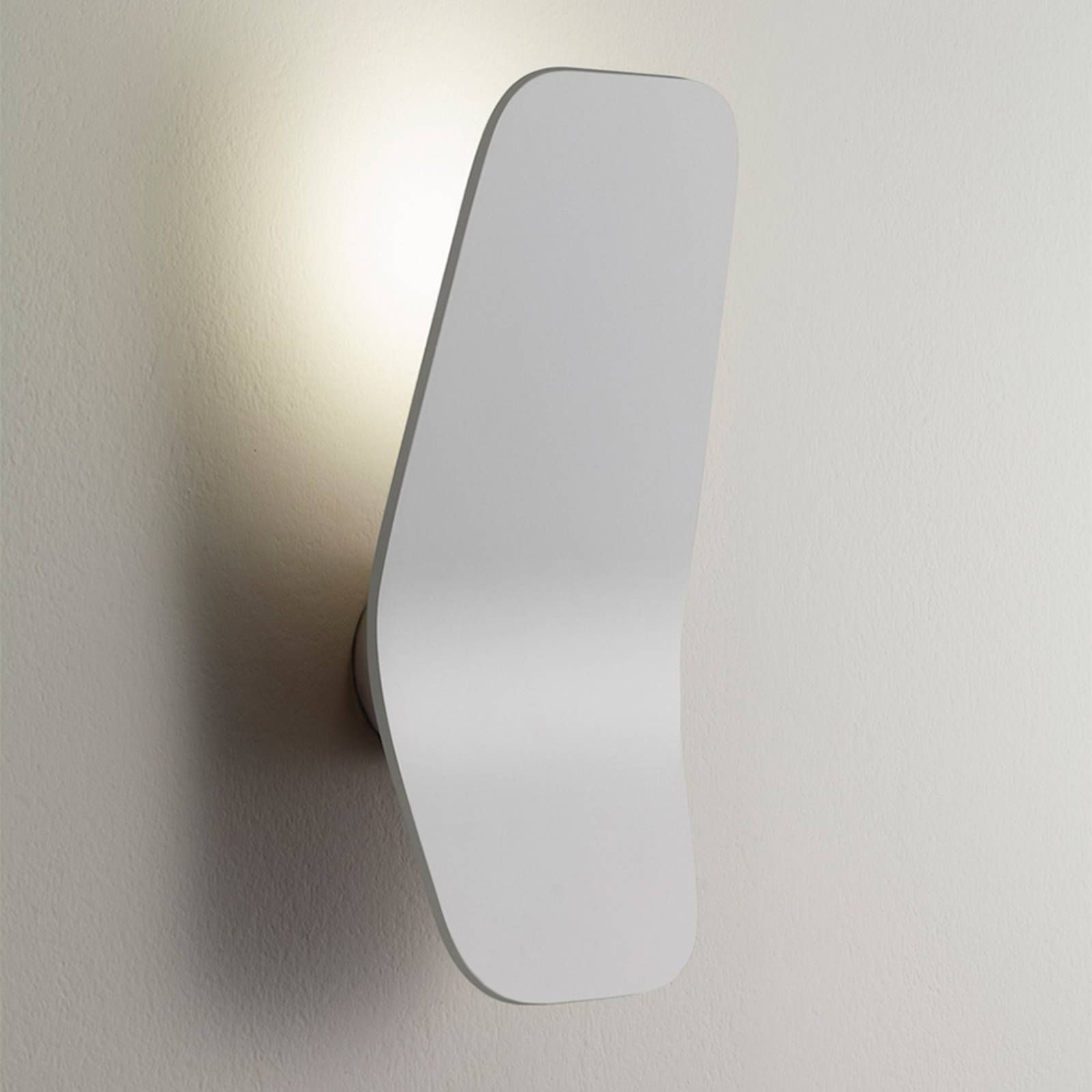 Casablanca Ashiya LED-seinävalonheitin, valkoinen