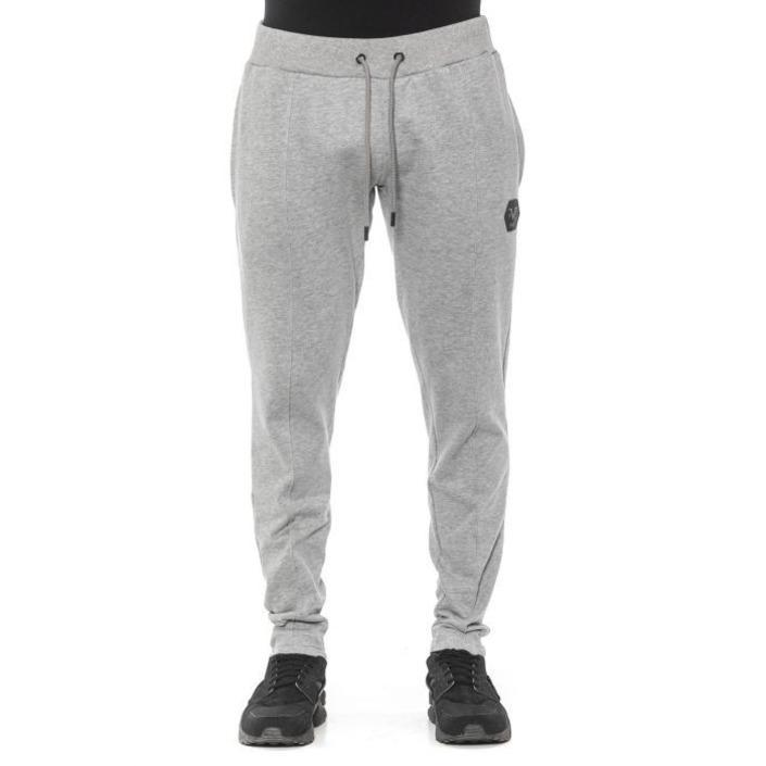 19v69 Italia Men's Tracksuit Grey 187465 - grey L