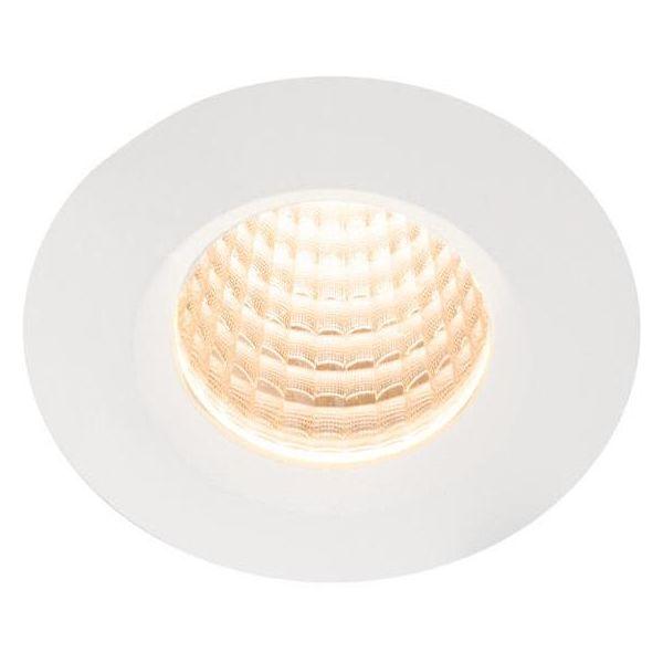 Hide-a-Lite Optic XL Downlight-valaisin 15W, tune, DALI-liitäntälaite