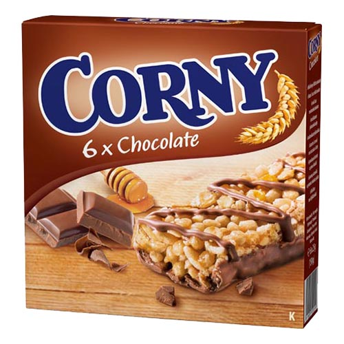 Corny Choklad - 6-pack