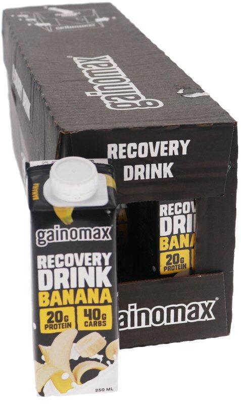 Proteiinijuomat Banana & Vanilla 16kpl - 54% alennus
