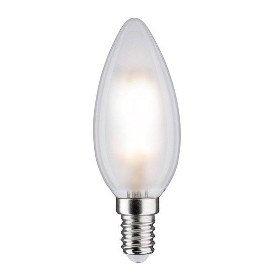 LED-lamppu E14 B35 5W 840 matta himmennettävä