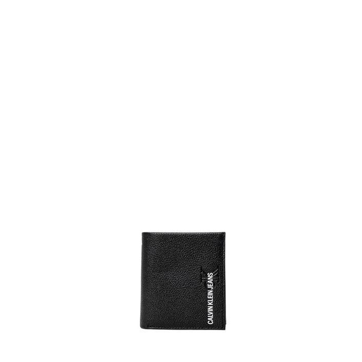Calvin Klein Jeans Men's Wallet Black 285745 - black UNICA
