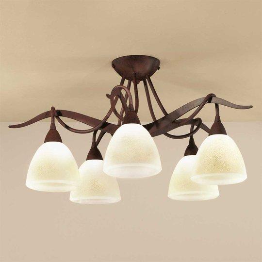 Kattovalaisin Samuele 5-lampp., scavo