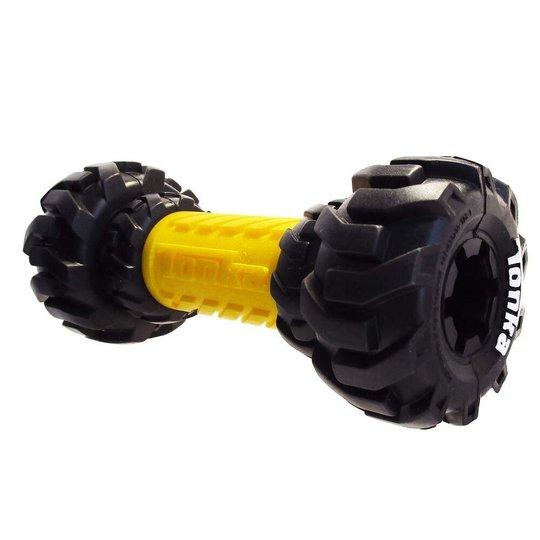 Tonka Rubber Hjulaxel med Däck