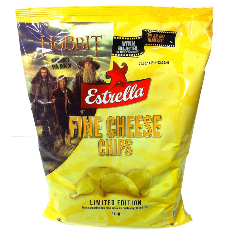 Estrella Fine Cheese Chips - 33% rabatt