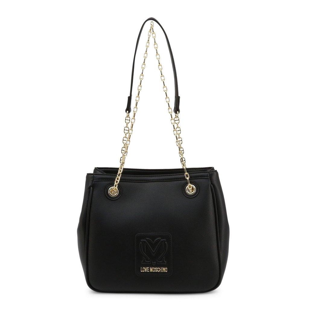 Love Moschino Women's Shoulder Bag Black JC4117PP1CLK1 - black NOSIZE