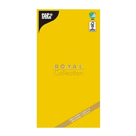 Bordsduk Royal Collection Gul