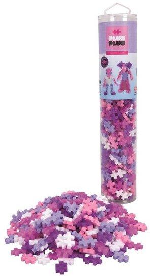 Plus Plus Tube Glitter Mix 240 Biter